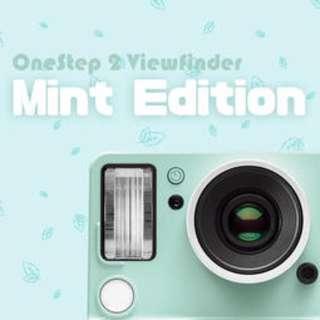 BRAND NEW Polaroid Originals OneStep 2 Viewfinder i-Type Camera Mint Edition
