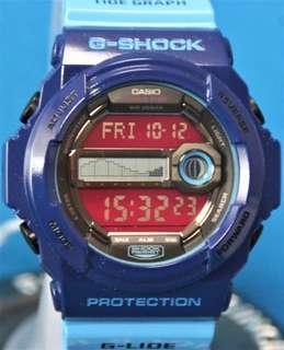 CASIO G-SHOCK GLX-150-2DR  MIDNIGHT&SKY BLUE