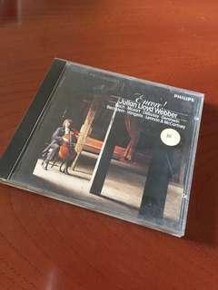 🚚 Julian Lioyd Webber 大提琴cd