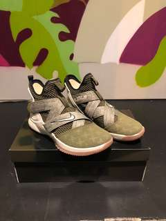 new product a5dd4 14019 Nike Lebron Soldier 12