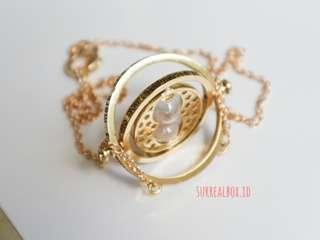 [NEW] Kalung Harry Potter (Time Turner Hermione)