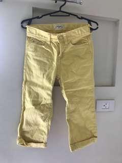 Oshkosh yellow pants