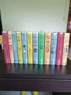 Wizard of Oz series book 2 to 13 - L Frank Baum (12 books)