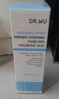 Dr Wu 保濕化妝水
