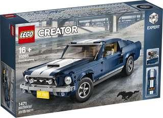🚚 Lego 10265 Ford Mustang GT