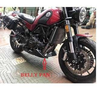 BENELLI TRK 502/LEONCINO 500 BELLY PAN