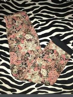 Trouser (floral)
