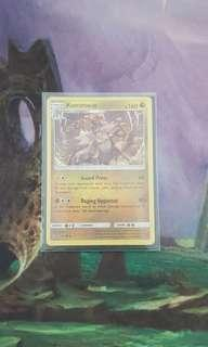 Kommo-o Rare holo dragon majesty