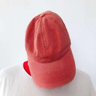 二手|水洗做舊復古老帽