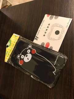 🚚 熊本熊手機殼i7