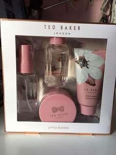 Ted Baker travel cleaning gift set 旅行裝 小禮物