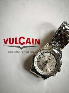 Vulcain Avaitor-GMT Steel