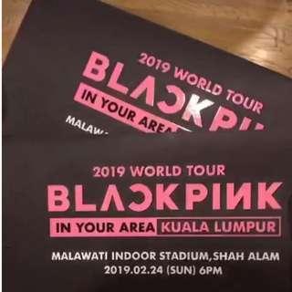 WTB Blackpink Ticket blinkzone