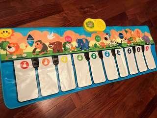 Zippy mat 鋼琴布(玩具)