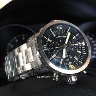 IWC Aquatimer Day Date