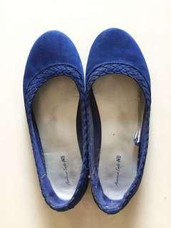 REPRICE Sepatu Beludru Size 3 for Kids