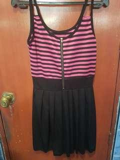 Black & Pink dress