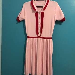 Cardi Sweetheart dress