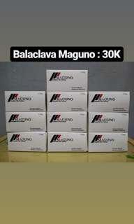 Balaclava Maguno,Gembok Helm,Talang Air Visor,Parfum Helm,Lap Microfiber,Pembersih & Pengkilap Helm