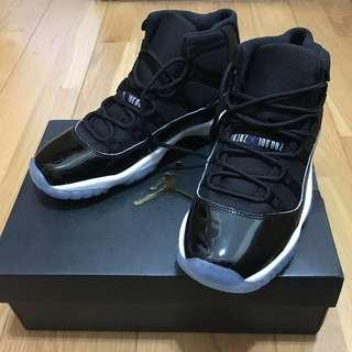 [女裝全新] AIR JORDAN 11 RETRO BG (US 5.5Y, EUR 38)