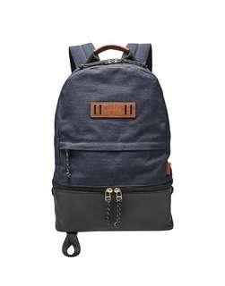 Fossil man backpack