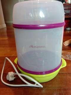 Autumnz Milk Bottle Sterilizer