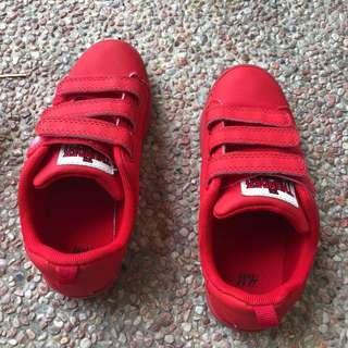 Kids shoes size 12 Rm35