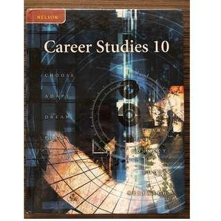 Nelson Career Studies 10: Student Edition Hardcover