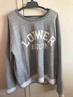 Lower Crew Neck Size large