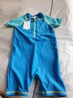 🚚 Pumpkin Patch UV Protection Baby Swimwear (18-24mths)