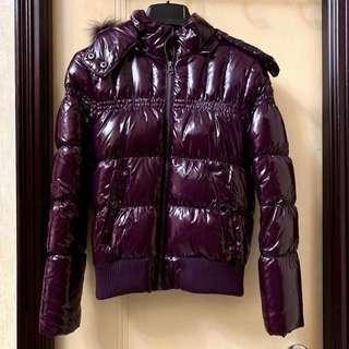 Price down 🎉Down Hooded Jacket 連帽羽絨褸😍99.9%New