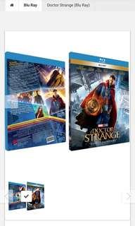 Marvel cinematic universe Blu ray