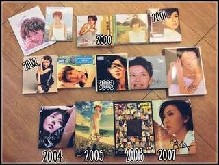 孙燕姿 Stefanie Sun's Album