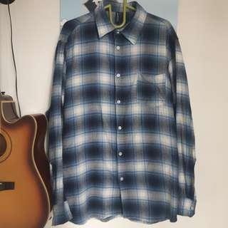 Kemeja Flannel ALL BASIC
