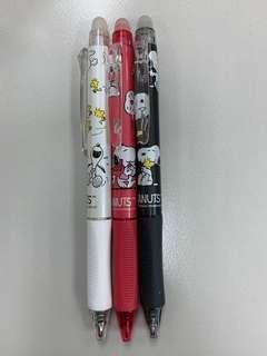 Snoopy 史努比 $10支 晨光 熱可擦 原子筆 可擦 $10支