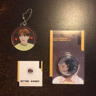 WTS Stray Kids Fansite Items