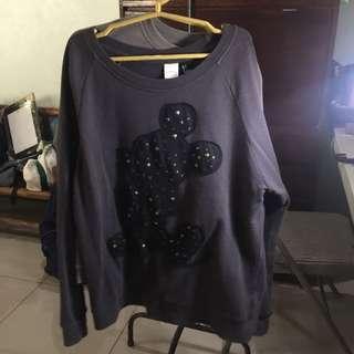 FOREVER 21 DISNEY Mickey Mouse Sweatshirt