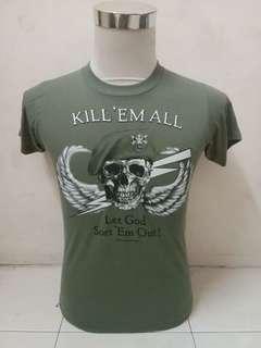Vtg Kill Em All 1983