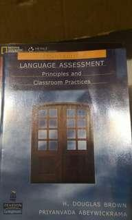 🚚 Language assessment principles and classroom practices,2nd edition