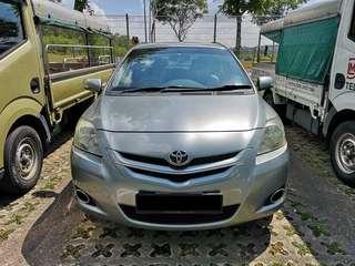 Weekly Cheap Car Rental Toyota Vios $54.28 / day