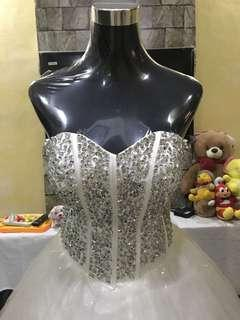 Wedding gown for sale!