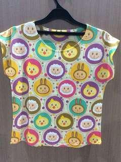 Cute Animals Top