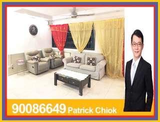 5Rm blk 271 Toh Guan Road call 90086649