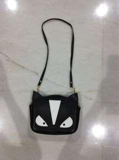 Black Fox bag