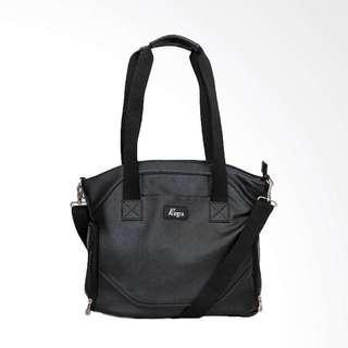 Allegra Zeta Cooler Diaper Sling Bag