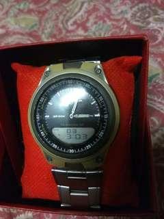 Jam tangan antik jenama casio