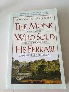 Robin Sharma - Monk who sold his Ferrari