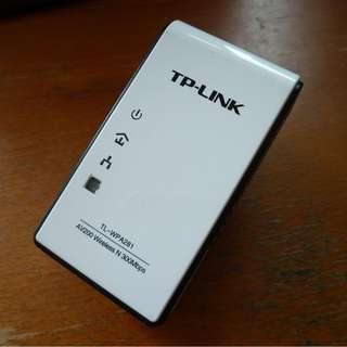 Tp-link 300Mbps AV200 Wireless N Powerline Extender TL-WPA281 [a1]