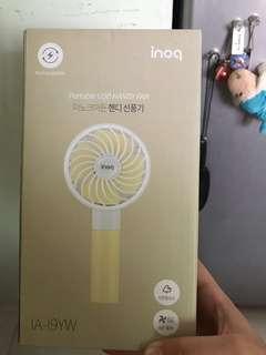 🚚 手持 電扇 充電 韓國 三段風速