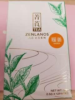 菁莨暖薑茶1盒12包